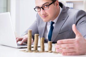 درآمد ناکافی برای معاملهگر