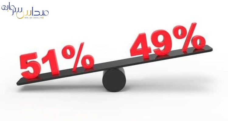 از حمله 51 درصدی بلاک چین چه میدانید؟ آشنایی با رمز و راز حمله 51%