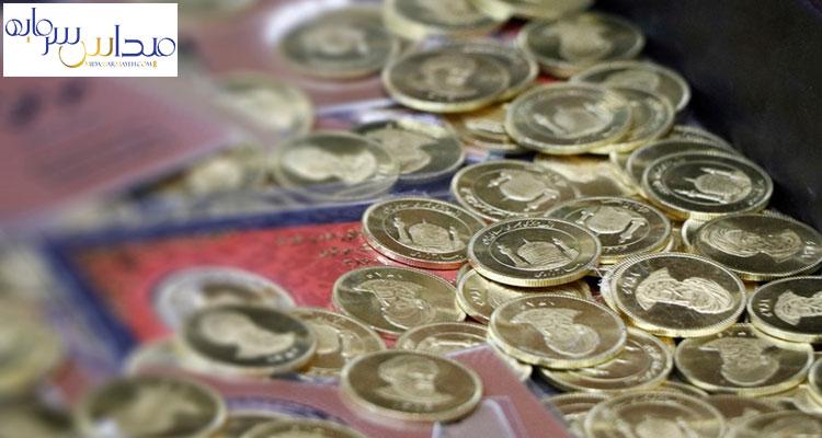 تفاوت قیمت سکه در بورس و بازار