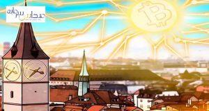 بیت کوین به فرانک سوئیس رسید!